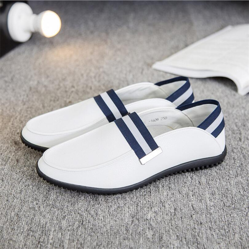 Big Size 39-44 High Quality Genuine Leather Men Shoes Soft Moccasins Loafers Fashion Brand Men Flats new Comfy Driving  Shoes  men luxury brand new genuine leather shoes fashion big size 39 47 male breathable soft driving loafer flats z768 tenis masculino