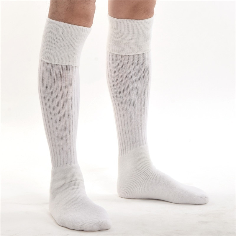 Mens Fashion Kilt Hose Socks 2 Colors