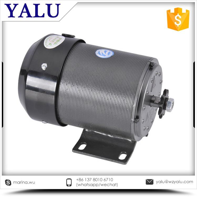 цена на 48v forklift electric motor MY1223F 400W 36V or 48V PMDC Motor