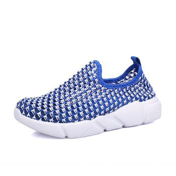 2018 Summer style children mesh shoes girls boys sport soft bottom fashion casual comfort breathable mesh size 27-37 sneakers Boy's Shoes