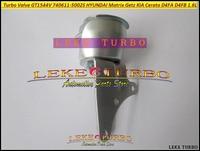 Turbocharger Wastegate Atuador GT1544V 740611 740611-0003 740611-0002 782403 Para HYUNDAI Matrix Getz Cerato Rio D4FA 1.5L