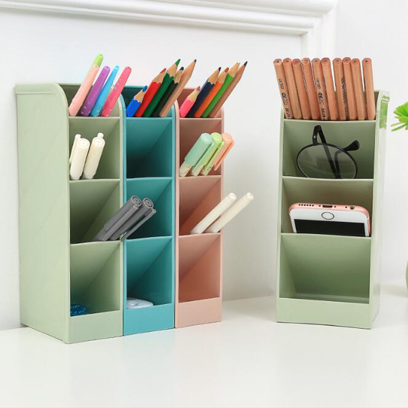 Grid Coat Rack In Office Accessories: Desk Pen Holder Storage Box Drawer Finishing Grid