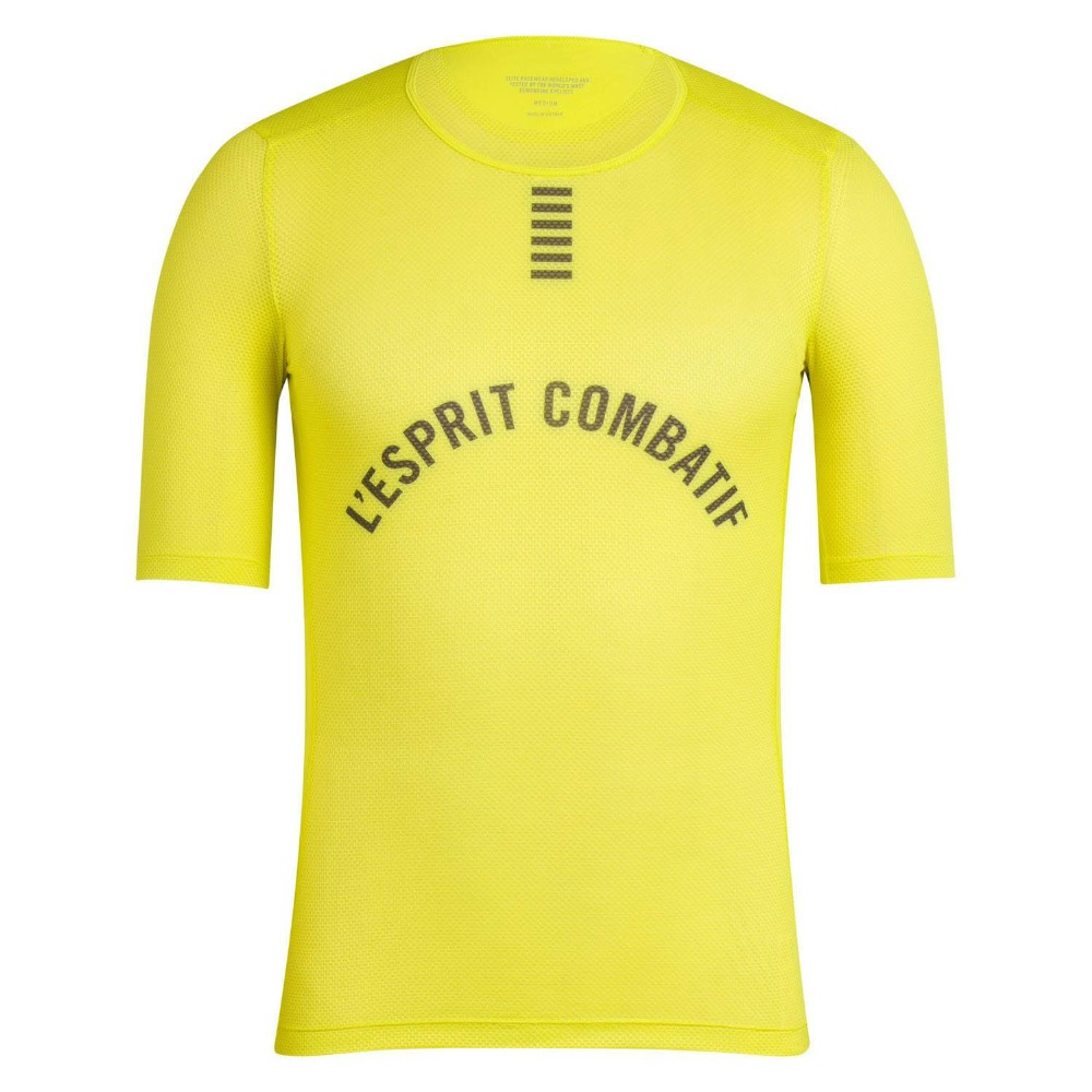 Top Pro team cycling base layer short sleeve mesh shirt Excellent breathable and quick-drying effect Comfortable