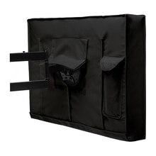 """Уличный ТВ-чехол с черным экраном lcd tv водонепроницаемые и пылезащитные Чехлы 2"""" 32"""" 3"""" 42"""" 4"""" 52"""" 5"""" 60"""" накладка в виде телевизора на открытом воздухе"""