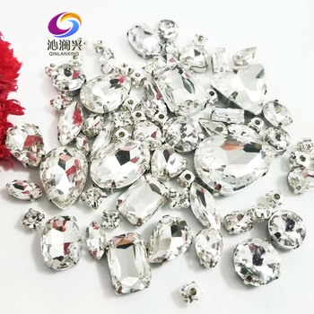 Sell at a loss!! 68pcs/pack Clear white mix size glass crystal material flatback sew on claw rhinestones,diy Clothing accessorie j084b diy small four wheel drive car interesting diy making for adults and children sell at a loss