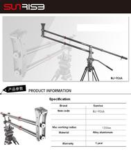 Small Portable DSLR Mini Camera Jib Crane video Arm Crane camcorder Sunrise mini Jib jimmy