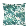 1Pcs 45cm*45cm Comfortable Green Leaf Home Decoration Cushion Cover Pillow Case Linen Pillowcase Home Seat Decor 18''