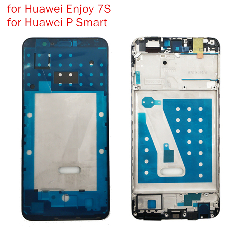 Supporting-Plate Housing-Frame Replace Bezel Repair-Parts Huawei for Enjoy 7s/p LCD