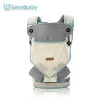 Lekebaby 360 Breathable Ergonomic Baby Carrier