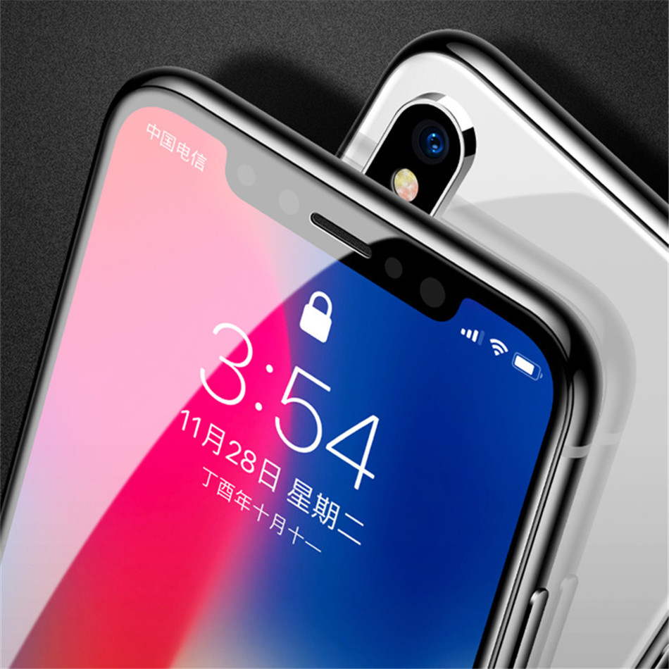 10 iphone X glass