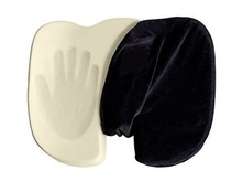 CAMMITEVER AntiHemorrhoids Fyzioterapie Paměťová pěna Sedák Polštářka na Sofa Car Office Sedadlo Home Dekorativní Velvet Seat Pad