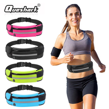 Running Waist Bag Sport Fanny Packs For Music With Headset H