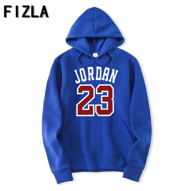 bffc8cf4ed93b6 2018 Brand JORDAN 23 Men Sportswear Fashion brand Print Mens hoodies  Pullover Hip Hop Mens tracksuit Sweatshirts hoodie sweats