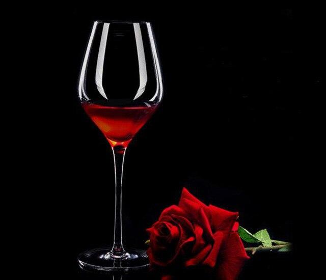2 Sztukzestaw Restauracji Czerwone Wino Szkła Białego Wina I