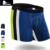Projeto QUENTE de Verão Desgaste Magros Homens Musculação Base Yayer Trecho Pro Crossfit Suor Shapers Boxer Shorts De Compressão Apertado