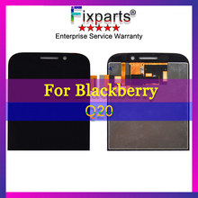 For Blackberry Classic Q20 LCD Display Touch Screen Digitizer Assembly Replacement Parts 3.5 720x720 BlackBerry