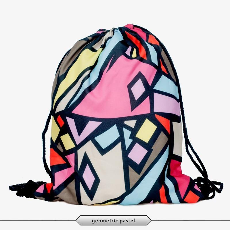 Online Shop Backpacks women 215 new brand design backpack printing ...