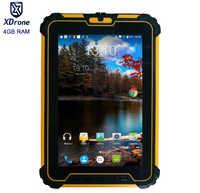 Original Kcosit Waterproof Tablet Shockproof PC Android 7.1 4GB RAM 64GB ROM MSM8953 Octa Core 8