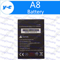 A8 Battery ALPS A8 New Original 3000mAh Backup battery For Alps A8 Rugged A8 Waterproof Cell Phone - In Stock