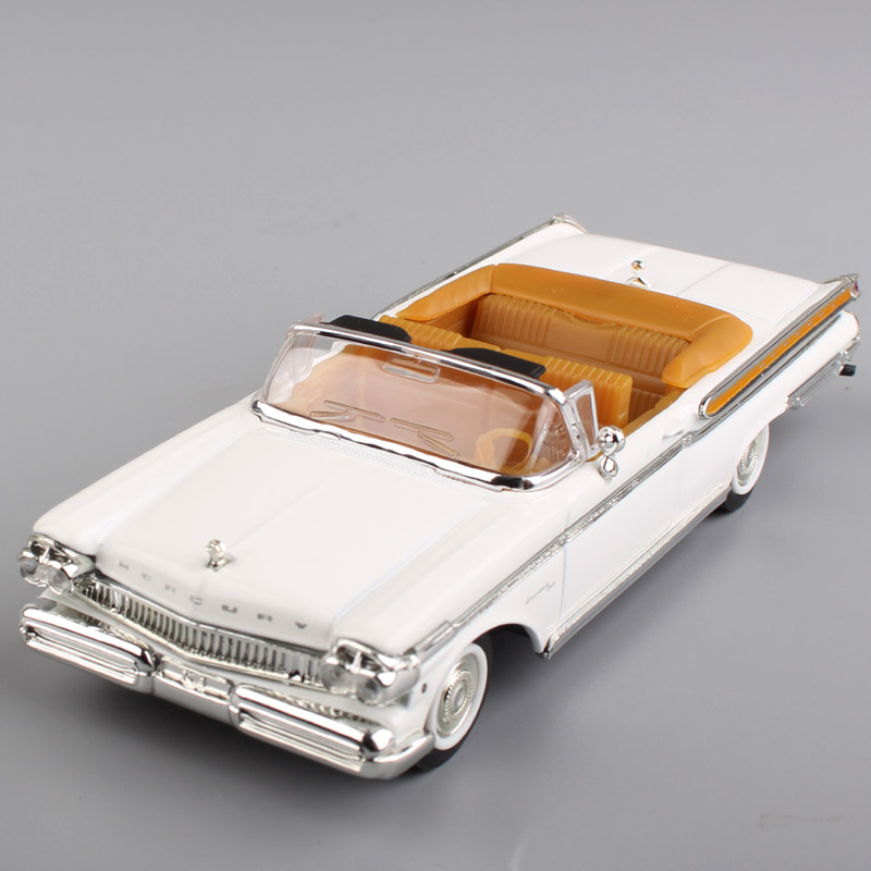 1 43 scale ford 1957 Mercury Turnpike Cruiser Convertible metal styling vintage vehicle metal diecast model toys cars for kids in Diecasts Toy Vehicles from Toys Hobbies