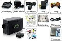 Car Vehicle GPS tracker device TK104 Standby 60 days gps tracker tk104