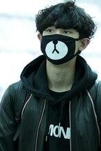 EXO Chanyeol Bear Face Mask
