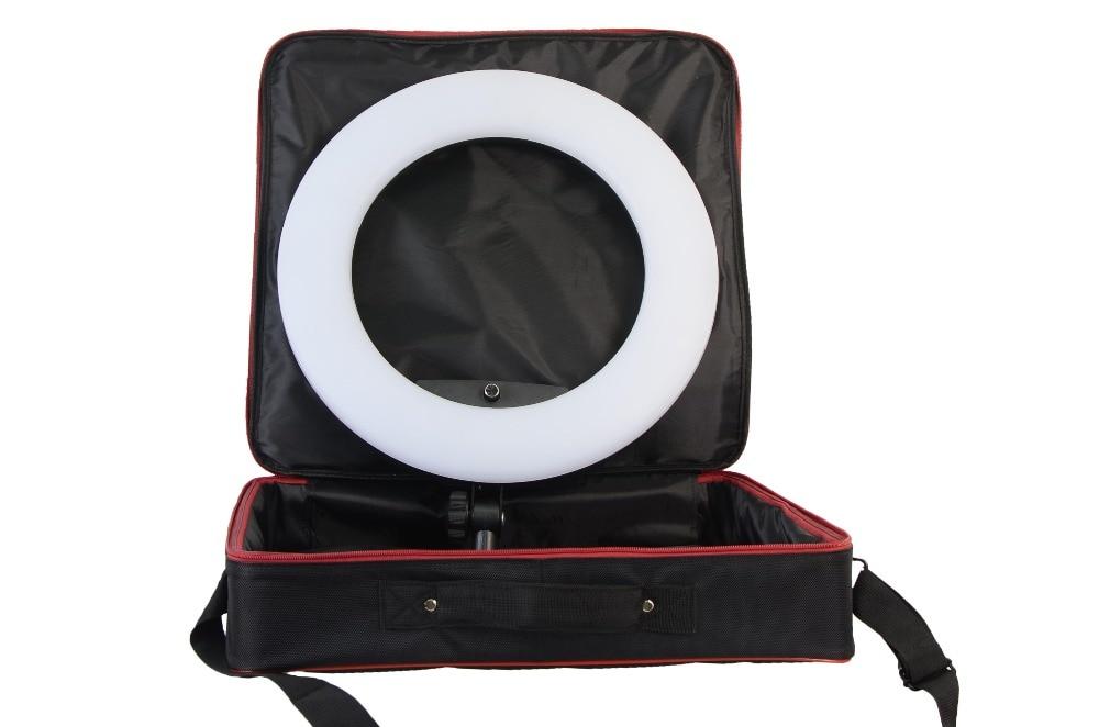 Yidoblo-White-FS-480II-Photography-Photo-Studio-18-480-LED-Ring-Light-5600K-Dimmable-Camera-Ring(2)