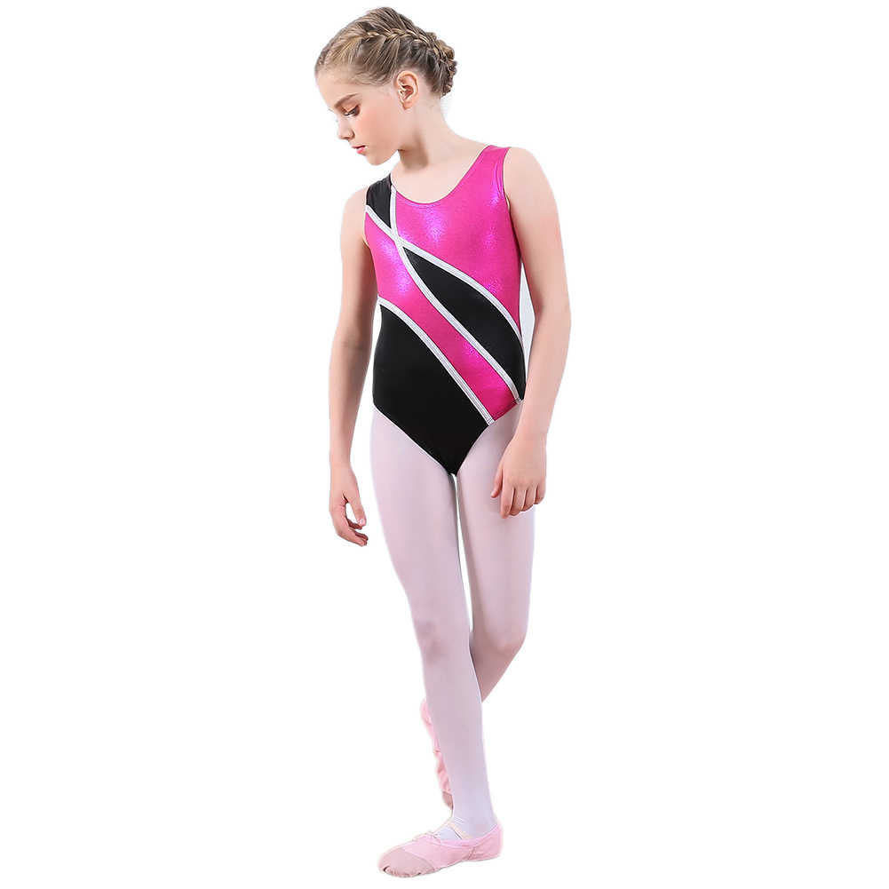 1156f2820 ... Ballerina Toddler Girl Ballet Leotards Gymnastics Dress Athletic Dancer  Dress Ballet Gym Leotards Acrobatics For Kids ...