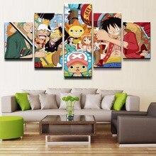 One Piece Wall Art Print