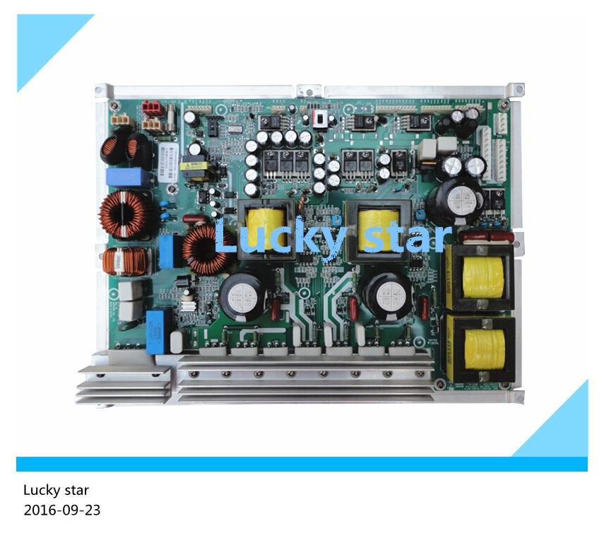 EMS 95% new original Board For 42V6 panel power supply board USP490M-42LP 3501Q00150A 3501Q00150AB dhl ems ups original 55pd8900tc power supply board lsjb1213 2 lsep1213a