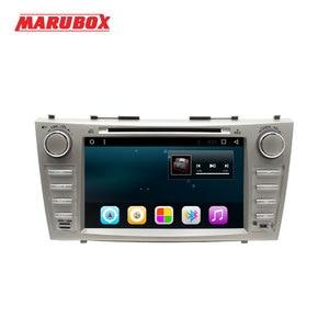 Image 2 - Marubox 8A101DT8 Máy Nghe Nhạc Đa Phương Tiện Cho Xe Toyota Camry 2006 2011, RAM 2 GB, 32G, android 8.1, 8 , 1024*600, GPS DVD, Vô Tuyến Wifi