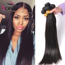 Ms Lula Hair 7A Brazilian Virgin Hair 4 Bundles Of Straight Hair Brazilian Virgin Hair Straight Aliexpress Uk Free Shipping