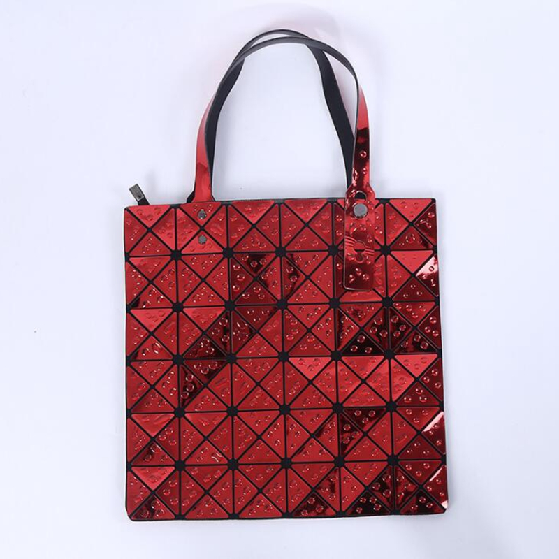 Unique Geometric Purse Laser Folding Tote Bag Handbags for Women The Geometric  Handbag Ultra lightweight designs featuring LW 94-in Shoulder Bags from ... 352ff3aaebc07