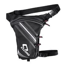 Motorcycle Bag Thigh Drop Leg Knight Waist Pocket Riding Sportster Bags Belt Outdoor Sacoche Moto