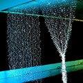 UE Ficha 3 M X 3 M Ano Novo Natal Guirlanda LEVOU cortina de Cordas Luzes De Natal Xmas Party Decoração Do Casamento De Fadas Luz 30 S