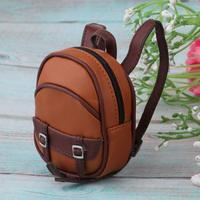 PU Leather 12 Inch Doll Shoulder Bag Backpack 1/6 Dolls Accessories for Blythe Azone Licca Pullip Children Kids Toys Gift