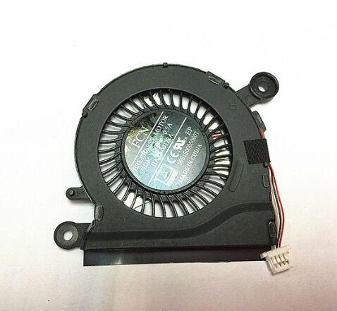 New CPU Cooling Fan 5V 0.5A For SAM SUNG  NP900X3C 900X3D 900X3E NP900X3B BA31-00121A