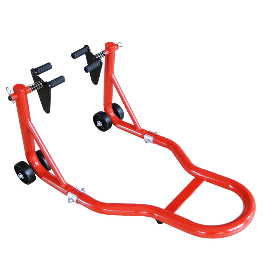 Swing Arm Motorcycle Lift : Swingarm lift sport bike front motorcycle stand in car