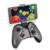 Últimas wireless bluetooth gamepad game controller joysticker para htc one m9 m8 lg g2 g3 huawei p9 p8 p7 samsung galaxy note 7