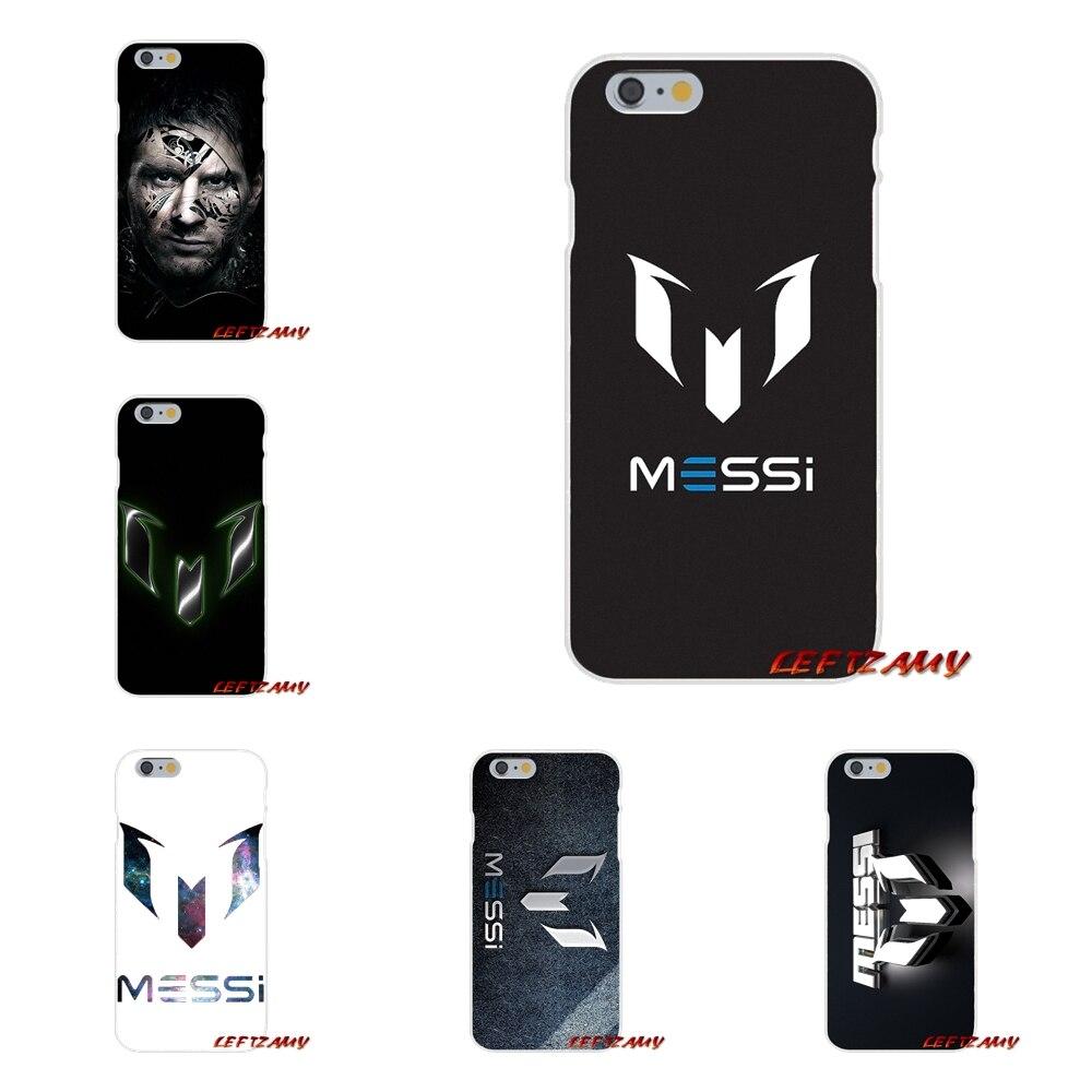 Лео Месси логотип аксессуары телефон оболочки чехлы для Motorola <font><b>Moto</b></font> G LG Spirit G2 <font><b>G3</b></font> мини G4 G5 K4 K7 k8 K10 V10 V20 V30