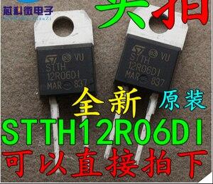 Image 1 - STTH12R06DIRG STTH12R06DI