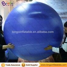 1,1 м ПВХ материал герметичной надувные Нептун шар для игрушек спортивные