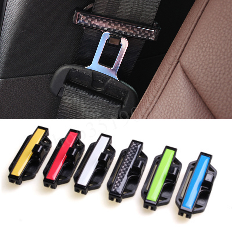 Car Safety Belt Clip Accessories Stickers For ACURA MDX