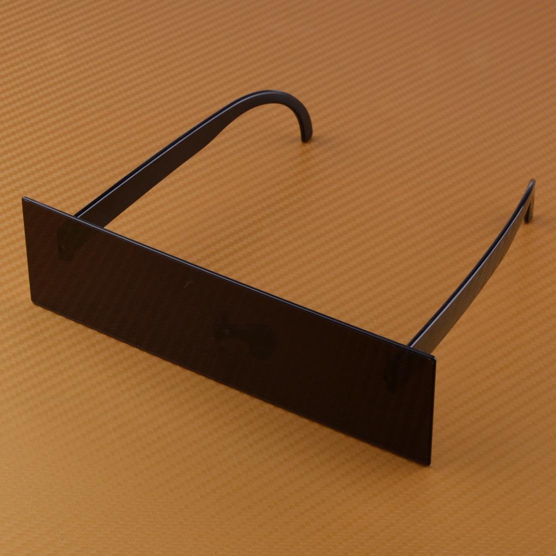 fd9dc2c0e07 Fancy Glasses Photobooth Props Censorship One-piece Black Bar Internet  Sunglasses Eye Covered for Costume