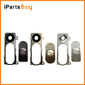 iPartsBuy for LG G3 / D855 Back Camera Lens Cover + Power & Volume Buttons Replacement
