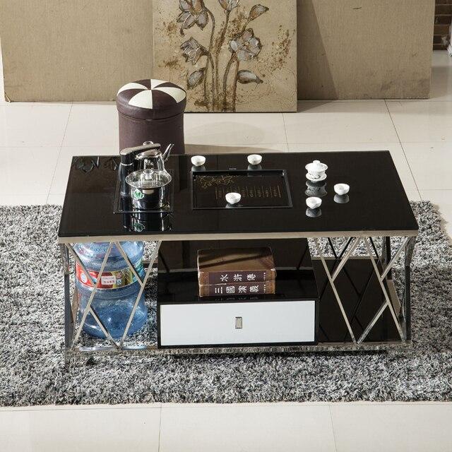 Storefront office integración combinación salón mesa de centro de ...