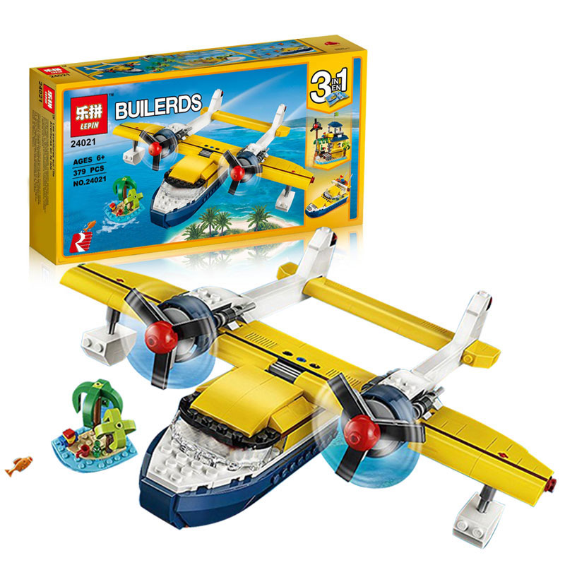 Lepin 24021 Changing Series The Pirate Adventure Tour Set Children Educational Building Blocks Bricks Toys Model With 31064 new lepin 16042 pirate ship series building blocks the slient mary set children educational bricks toys model gift with 71042