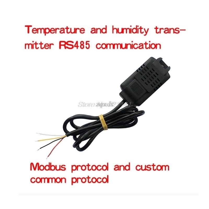 SHT20 Temperature and Humidity Sensor Module RS485 High Precision Monitor Sensor Dec12 DropshipSHT20 Temperature and Humidity Sensor Module RS485 High Precision Monitor Sensor Dec12 Dropship