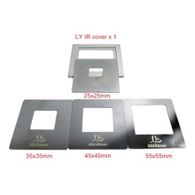 LY IR Mate Reflector IR Cover Upper Heater Reflectors Set For Infrared BGA Rework Station