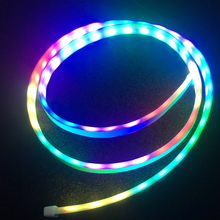 лучшая цена 1pcs Car Daytime Running Light Flowing LED DRL Strip Car Tail Light Assembly Brake Turn Signal Lamp For KIA Optima K5 K3 Rio